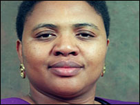 South African Agriculture and Land Affairs Minister Thoko Didiza (From www.info.gov.za)