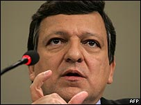 Jose-Manuel Barroso, European Commission president