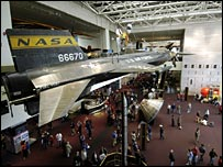 National Air and Space Museum, the Smithsonian