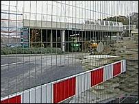 Castlepoint car park
