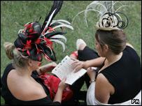 Women at Royal Ascot week