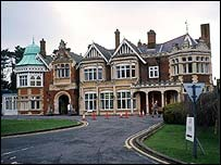 Bletchley Park, near Milton Keynes, UK