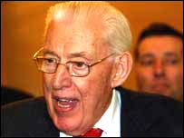 Ian Paisley is to be nominated as NI first minister