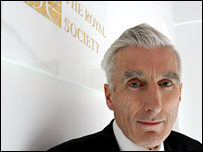 Professor Rees (Royal Society)