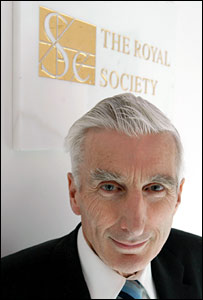 Professor Rees (Royal Society)