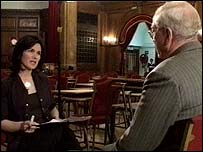 Susannah Reid talks to Sir Michael Caine