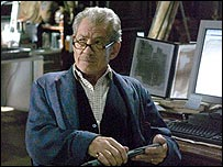 Sir Ian McKellen in The Da Vinci Code