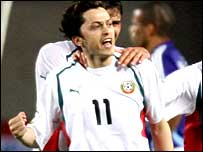 Hristo Yanev scored Bulgaria's winner
