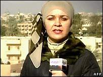 Journalist Atwar Bahjat was killed in February 2006