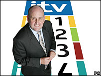 ITV chief executive Charles Allen