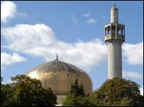 Regent's Park mosque in London
