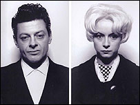 Andy Serkis and Samantha Morton as Ian Brady and Myra Hindley