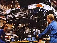 Astra production at Ellesmere Port