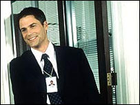 Rob Lowe in The West Wing