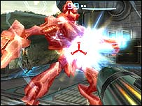 Screenshot of Metroid Prime 3