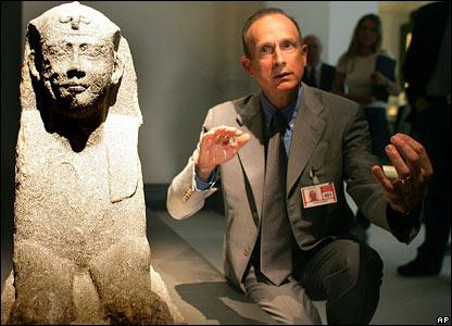 عالم الآثار فرانك غوديو