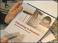 E-invoicing in Denmark pamphlet