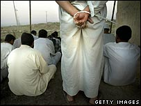 Iraqi detainees