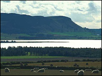 Loch Leven (pic by Scottish Natural Heritage)