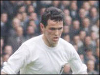Former Southampton and England winger Terry Paine