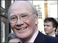 Liberal Democrat leader Sir Menzies Campbell