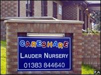 Lauder College nursery