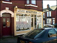 Open All Hours was filmed at this shop in Lister Avenue