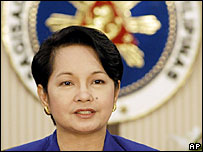 Gloria Arroyo, 3/3/06