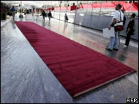 Oscars carpet