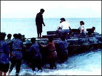Tamil Tiger boats. File photo