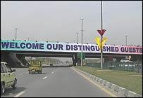 Islamabad road