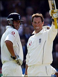 Alastair Cook and Marcus Trescothick