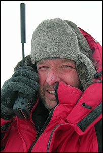 Jim McNeill (Image: Ice Warrior expedition)