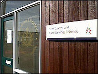 North Western and North Wales Sea Fisheries Committee offices