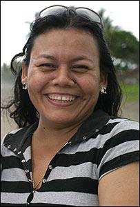 Ana Celia Romero, Mayela.