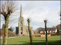 Kirkham Parish Church - pic courtesy of www.lancashireparishcouncils.gov.uk