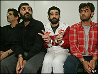 Four PFLP members have been charged with the Zeevi killing