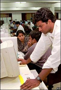 Indian computer programmer