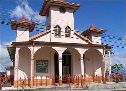 Iglesia. Foto: Franco Quir�s.