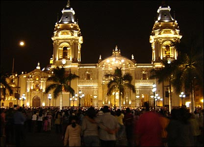 Catedral de Lima. Foto: Chain Abelisk.