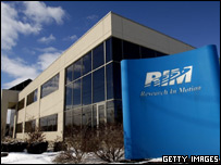 RIM's headquarters