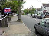 Sudbury Avenue