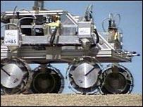 Rover ExoMars