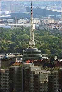 Vista de Vienna, ciudad en la que se realiza la Cumbre.