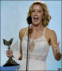 Felicity Huffman receives award