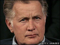West Wing star Martin Sheen