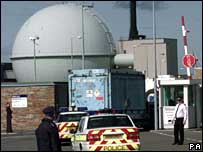 Nuclear waste at Dounreay