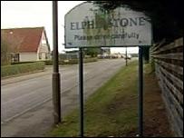 Elphinstone sign