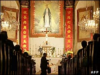 Beijing's Immaculate Conception Cathedral