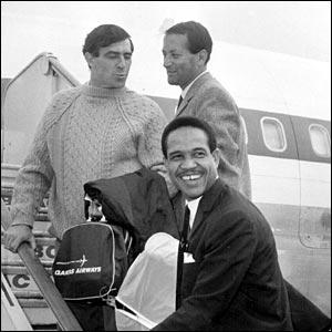 Trueman, Basil D'Oliveira and Gary Sobers